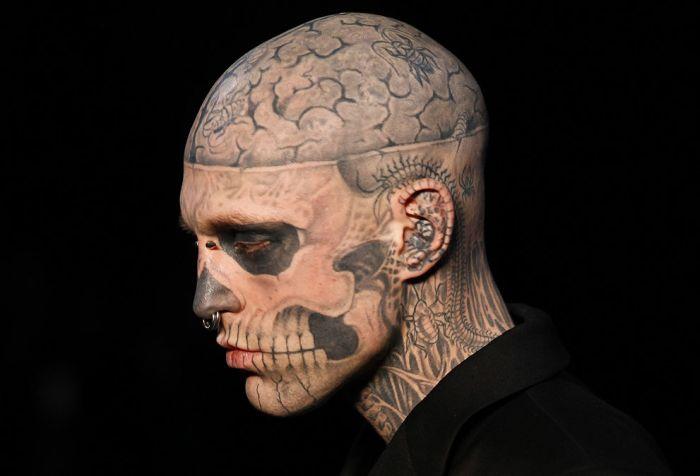 Классные татуировки (36 фото)