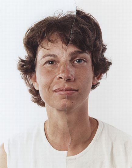 Необычные портреты. Часть 2 (16 фото)