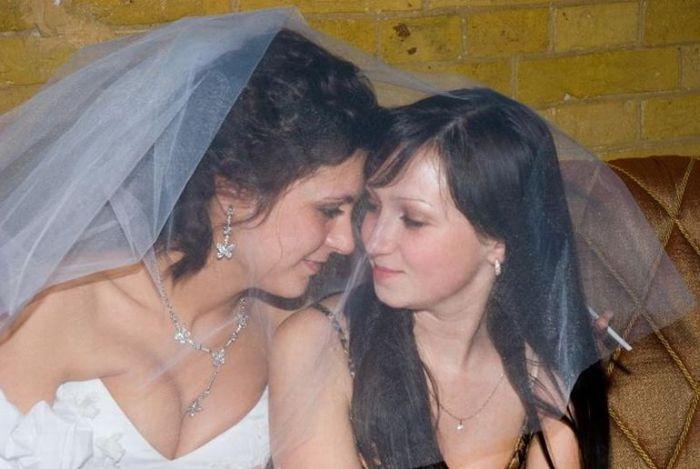 Кристина в свадебном путешествии (47 фото)
