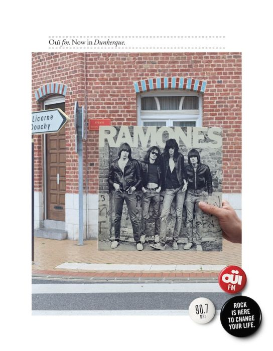 Рок-альбомы в реальной жизни (10 фото)