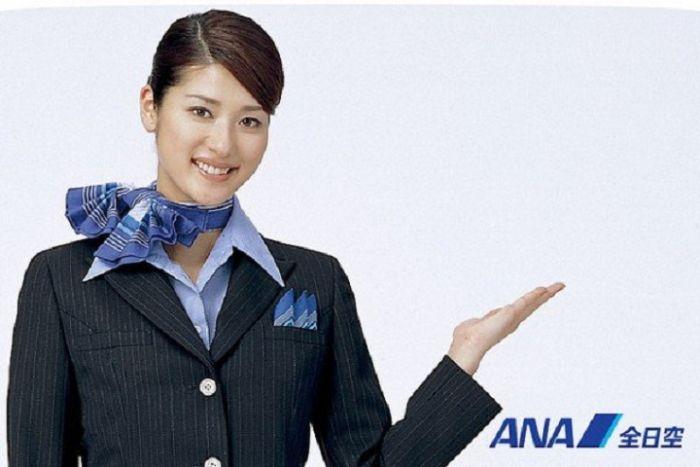 Стюардессы разных авиакомпаний (45 фото)
