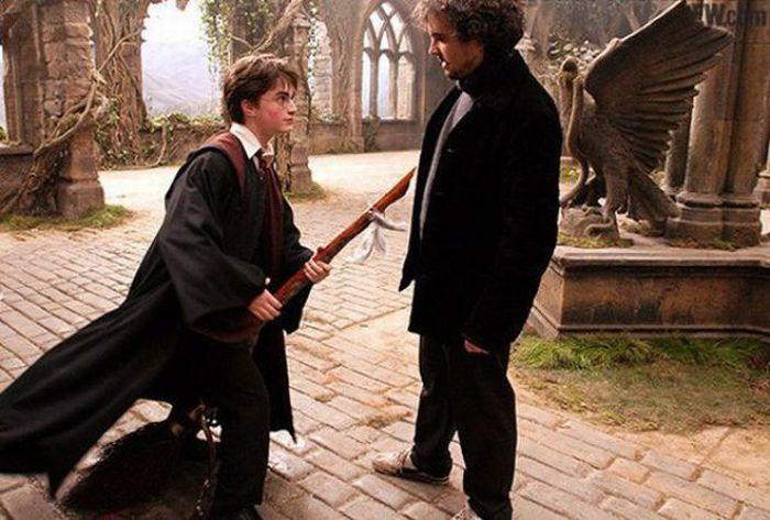 Гарри Поттер: все, что осталось за кадром (55 фото)