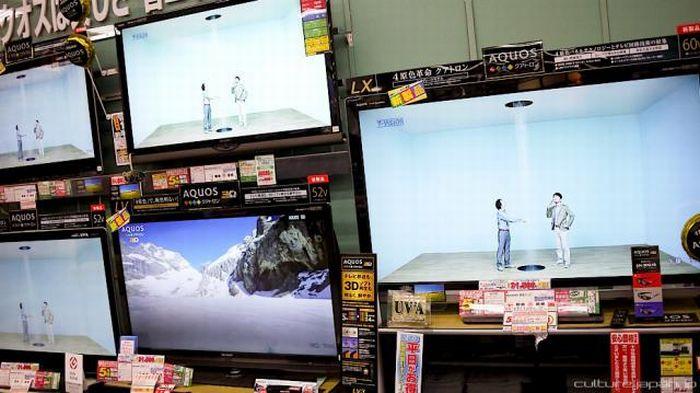 Магазин японской электроники (66 фото)