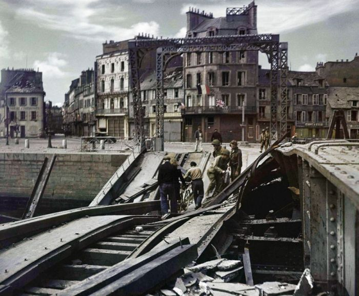 Фотографии Второй Мировой войны (45 фото)