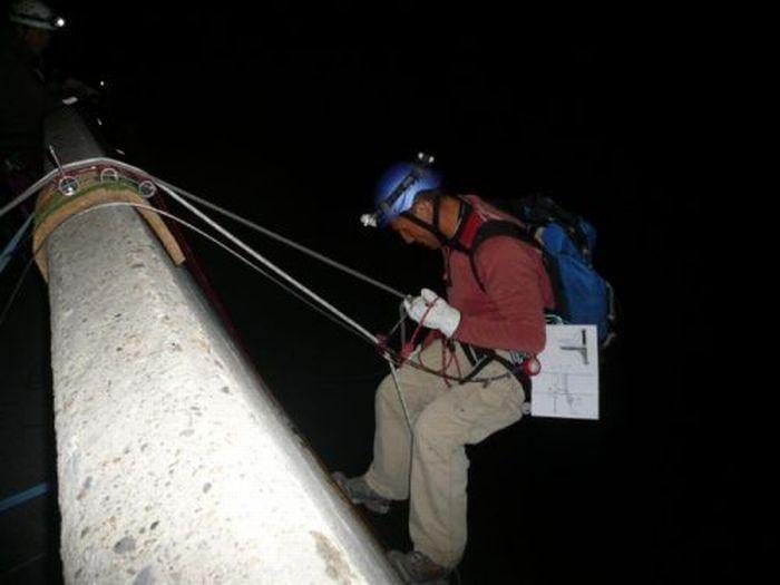 Джакузи на огромной высоте (30 фото)