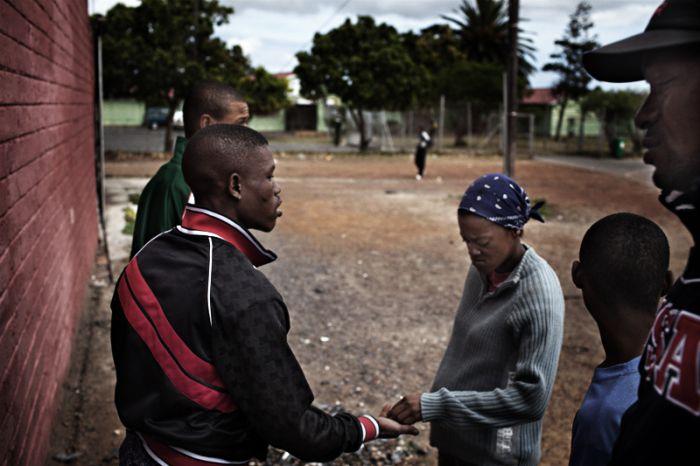 Южно-африканские банды (38 фото)