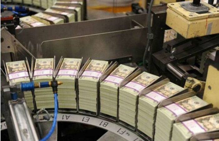Где делают деньги (16 фото)