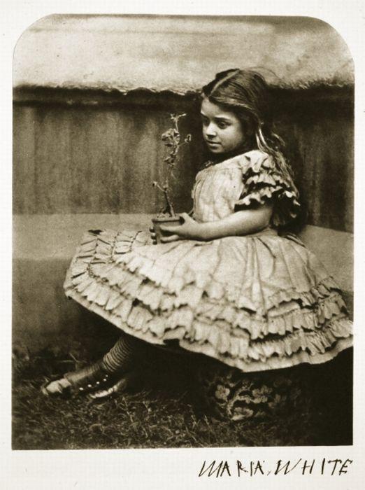 Старые фотографии детей (22 фото)