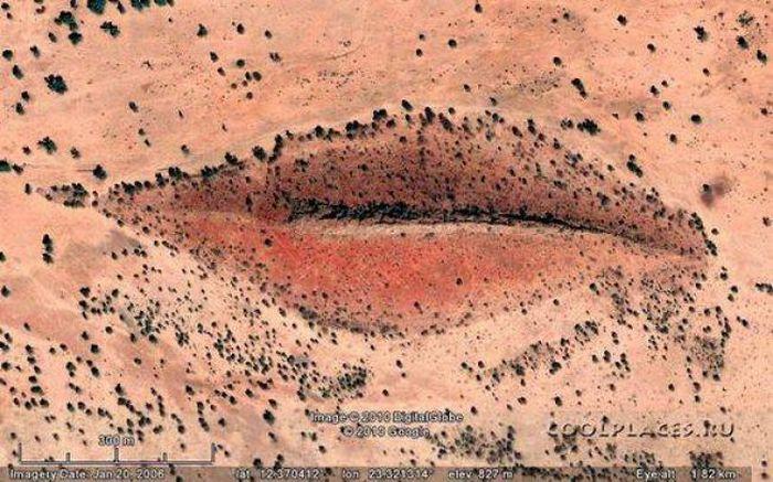 Рисунки на земле (20 фото)