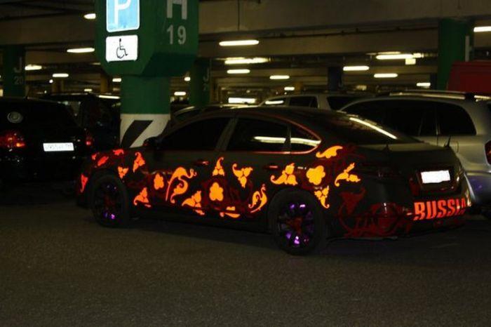 Автомобиль патриота (3 фото)