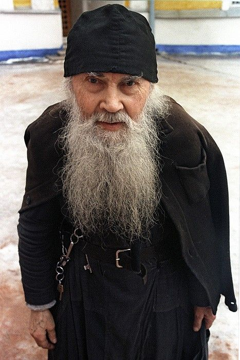 Лица Псково-Печерской обители (38  фото)