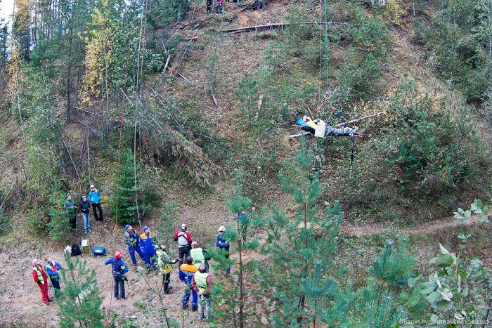 Поисково-спасательный чемпионат (64 фото)
