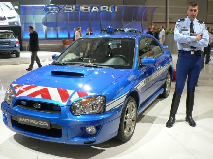 Почему автомобили Subaru не продаются (17 фото)
