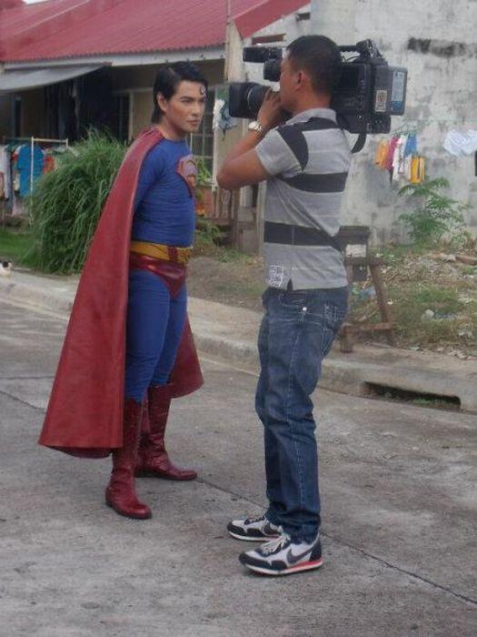 Лицо как у супермена (24 фото)