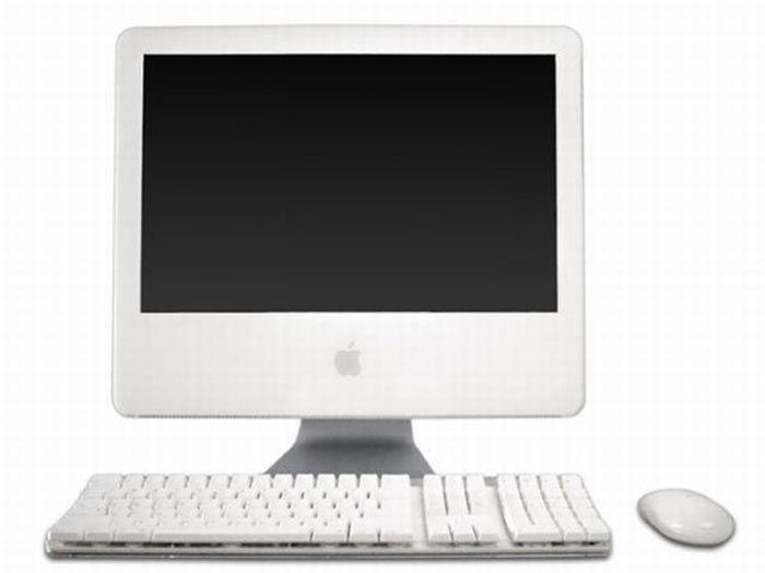 Эволюция продуктов компании Apple (45 фото)