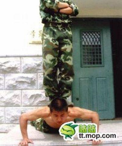 Китайская армия (21 фото)