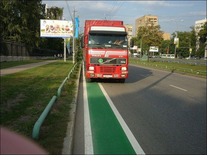 Велосипедный проект Собянина - очередной развод бюджета?