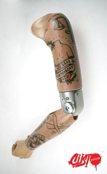 Необычные протезы (13 фото)