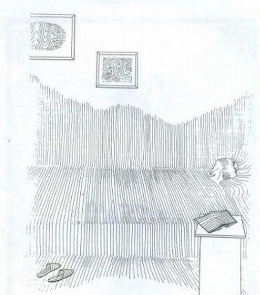 Рисунки умалишенных (33 фото)