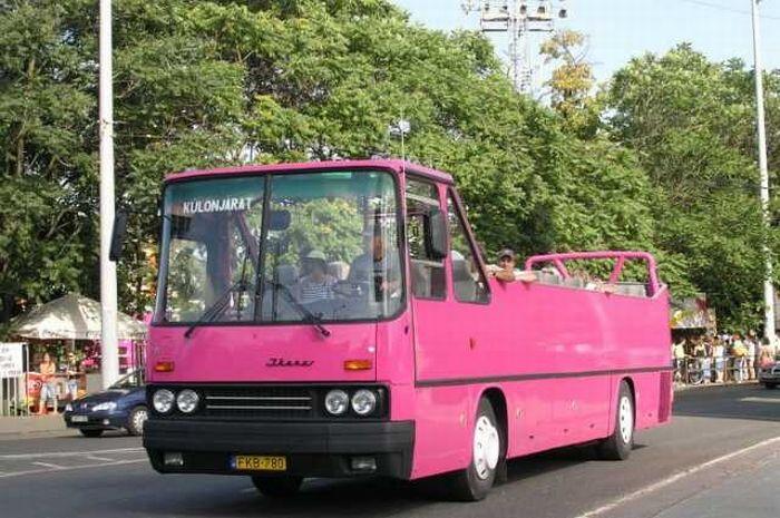 """Автобус """"Икарус"""" (19 фото)"""