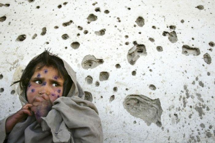 Сильные фотографий из Афганистана (39 фото)
