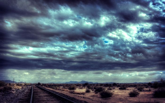 Удивительные HDR фотографии (129 фото)