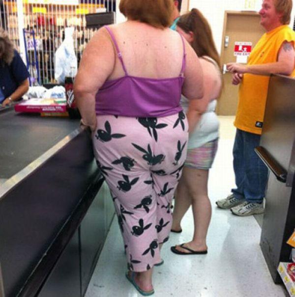 Смешные люди из супермаркетов. Часть 11 (46 фото)