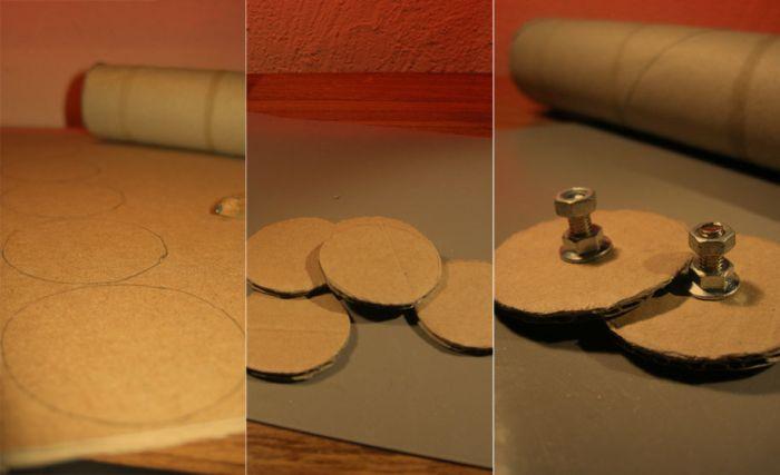 Будильник-бомба (5 фото)