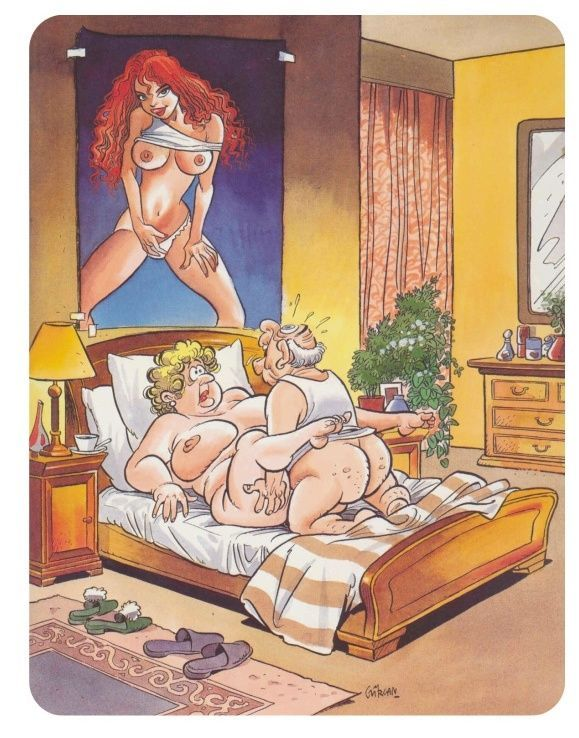 FUNNY SEX pictures and caricatures.
