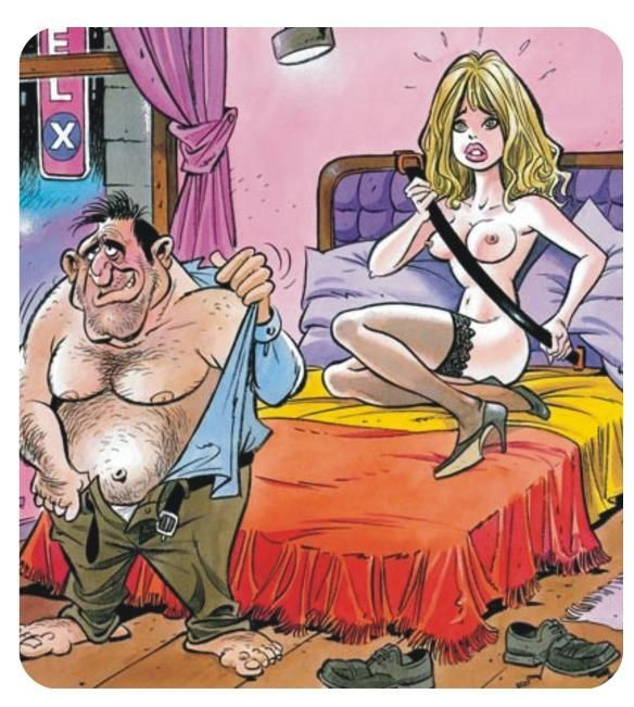 Сборник эротических комиксов замечательного иллюстратора Dean Yeagle
