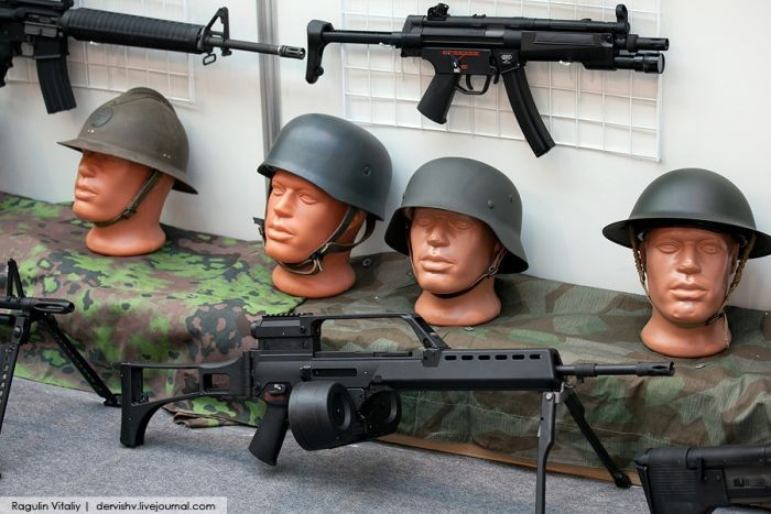 "Выставка ""ARMS & HUNTING"" (37 фото)"