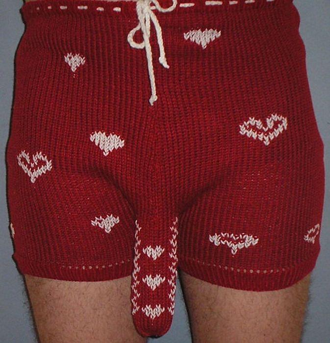 Нижнее белье для мужчин (7 фото)