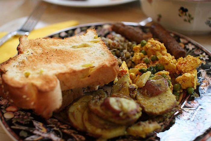 Калорийные завтраки (50 фото)