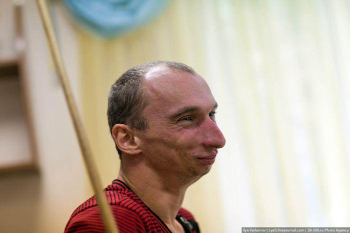 "Центр для инвалидов ""Россия"" (32 фото)"