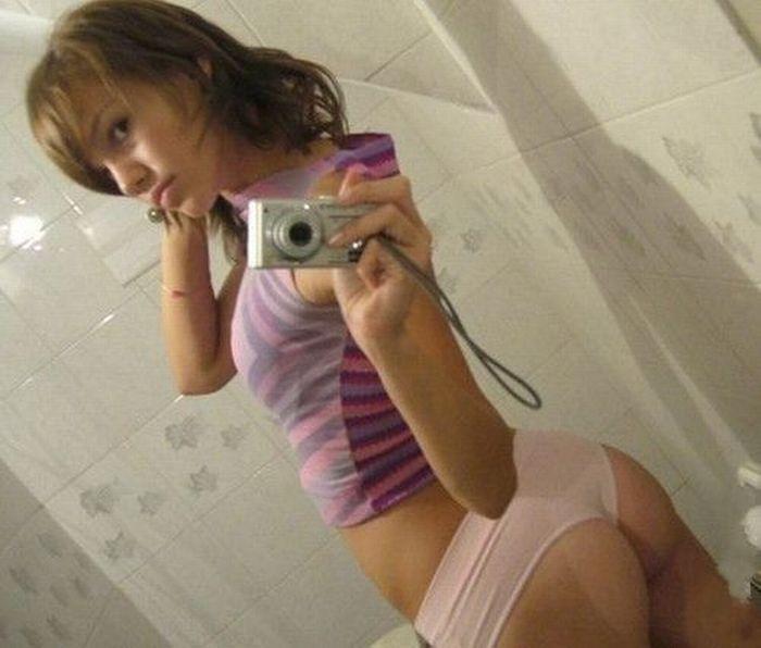 Девушки из социальных сетей (70 фото) НЮ