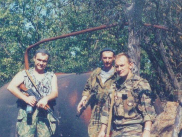 Фотографии из командировки в Чечню (46 фото)