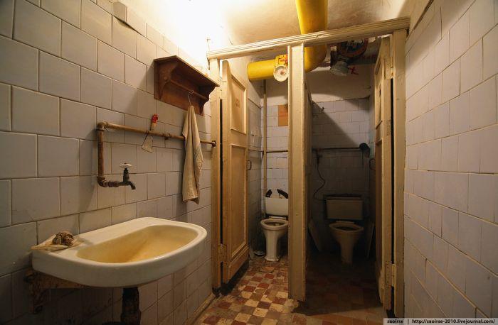 Отлично сохранившейся бункер (42 фото)