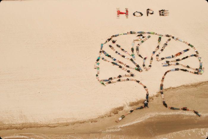 Послания из людей (36 фото)
