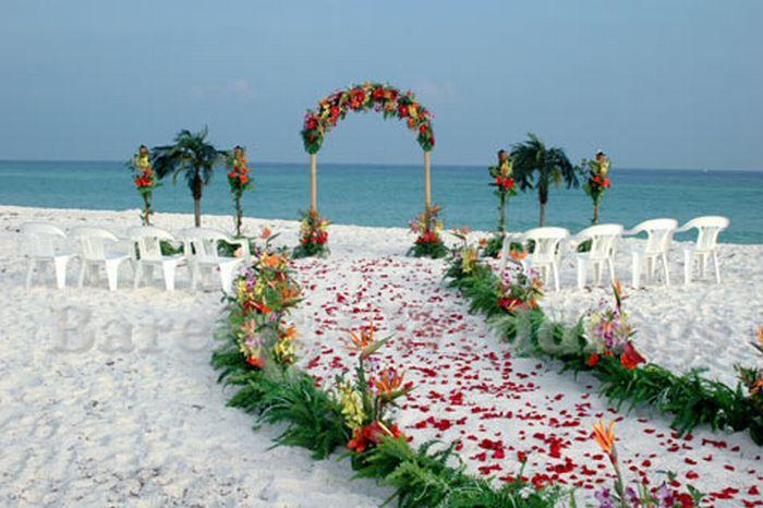 Лучшие места для свадьбы (28 фото)