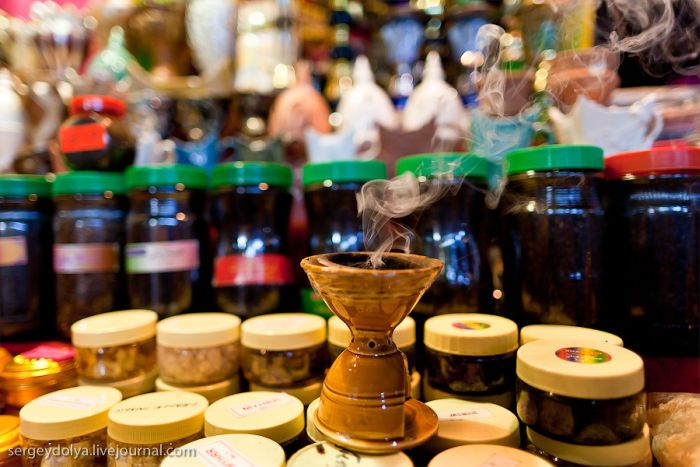 Рынок Матрах в Омане (32 фото)