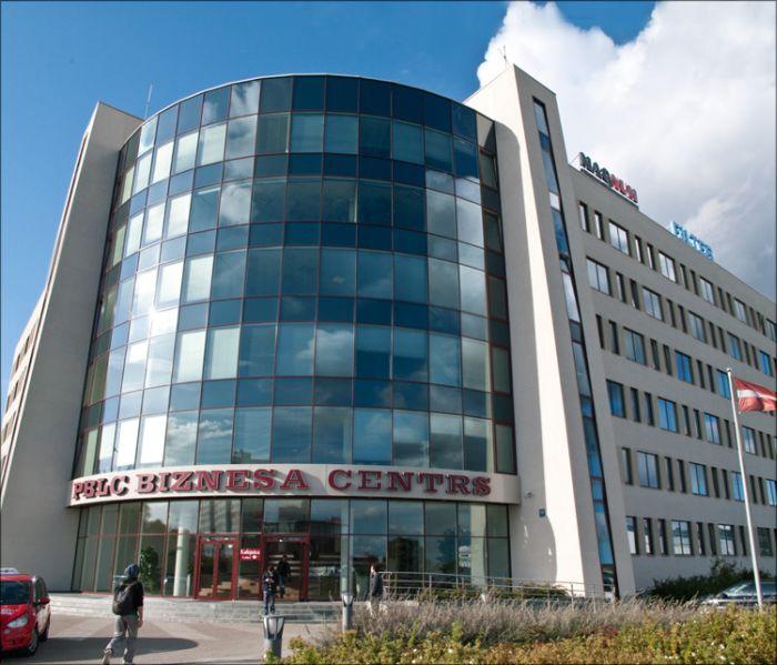 """Офис """"Одноклассников"""" (27 фото)"""