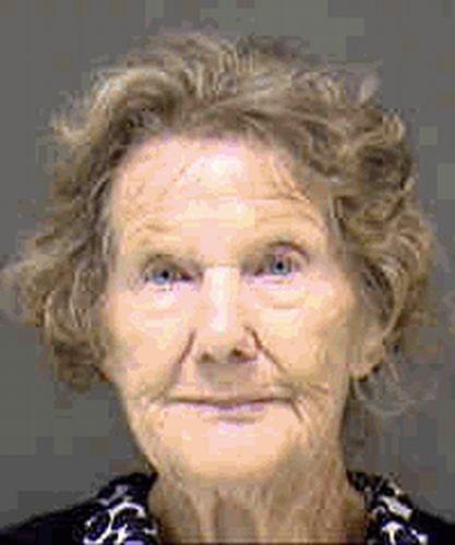 Бабушки, которые нарушили закон (75 фото)