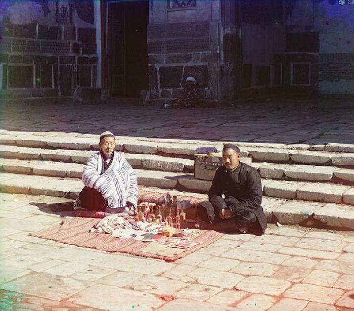 Ретро-фото Туркменистана (20 фото)
