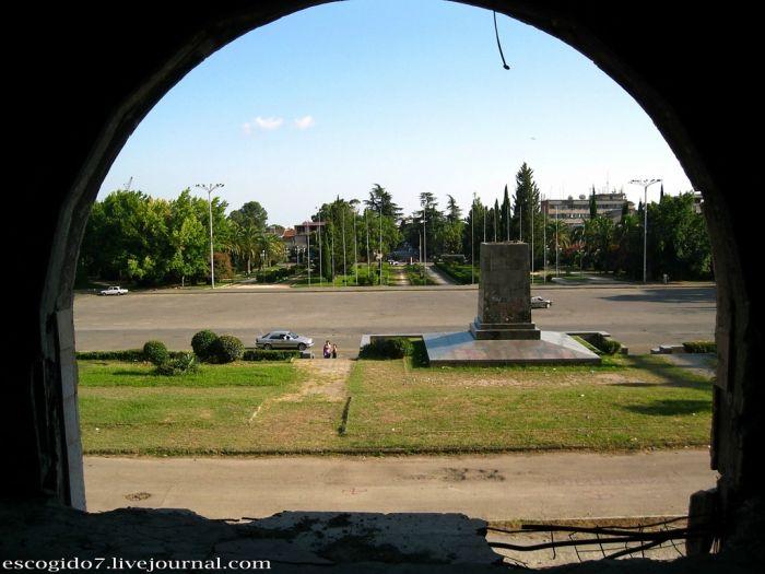 Абхазия. Эхо войны (22 фото)