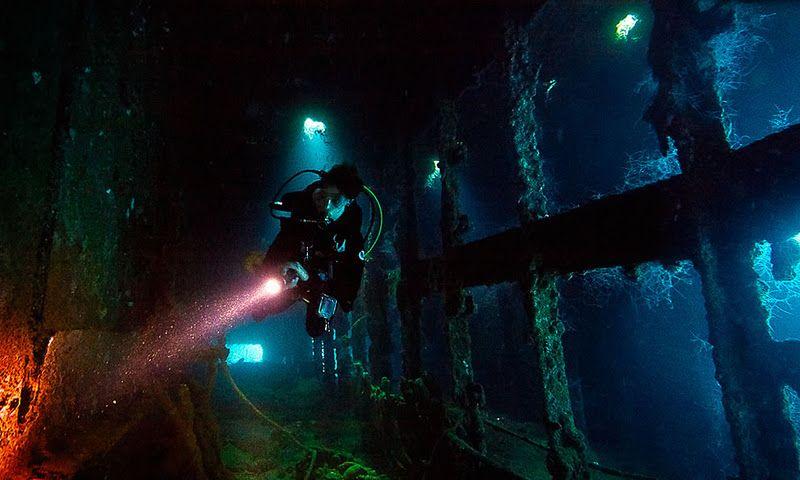 Рифы в лагуне (33 фото)