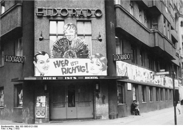 Архивные фотографии Германии (128 фото)