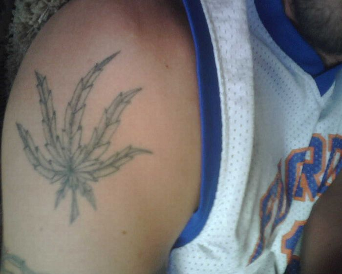 Путана татуировка
