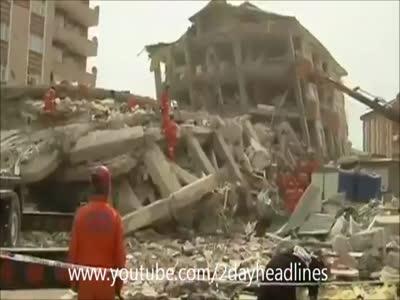 Младенец выжил после 48 часов, проведенных под завалами