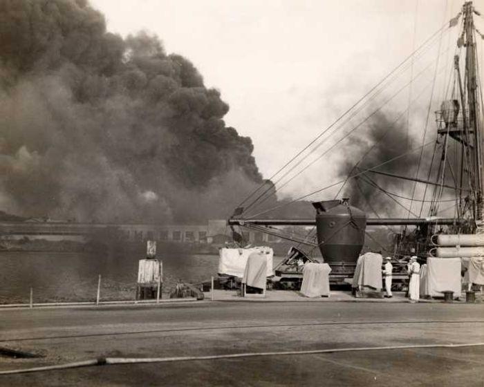 Фотографии Второй Мировой Войны (37 фото)