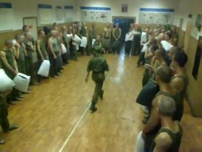 Вот так российскую армию готовят к защите Родины